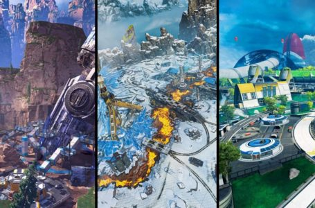 All Battle Royale maps will be in rotation for Apex Legends Season 10: Emergence