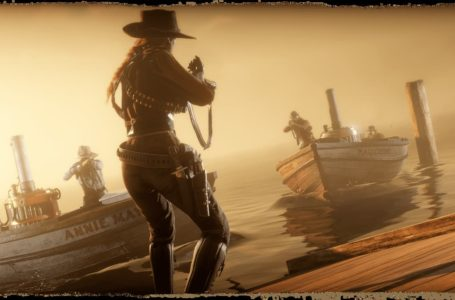 This week in Red Dead Online: another heist and more discounts