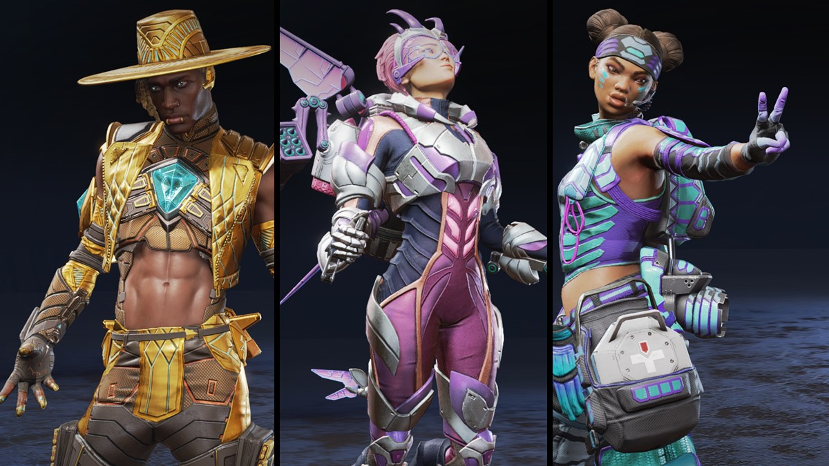 Emergence Battle Pass skins