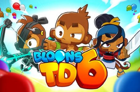 How to change your name in Bloons TD 6