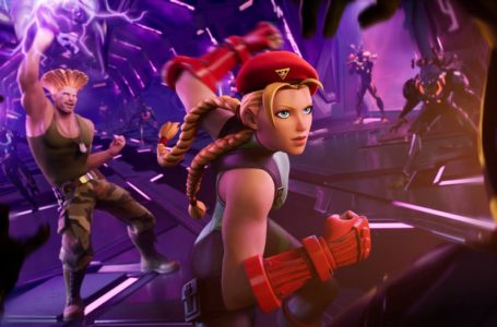 Cammy and Guile are the next Street Fighter characters to make their way to Fortnite