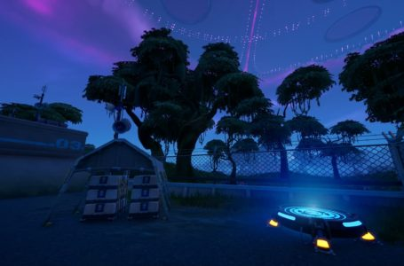 Where to find IO Launchpads in Fortnite Chapter 2 Season 7