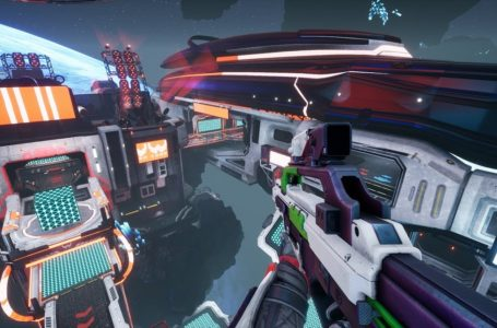 Splitgate – All weapons ranked best to worst