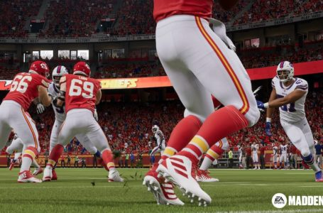Who are the Chiefs highest rated players in Madden 22?