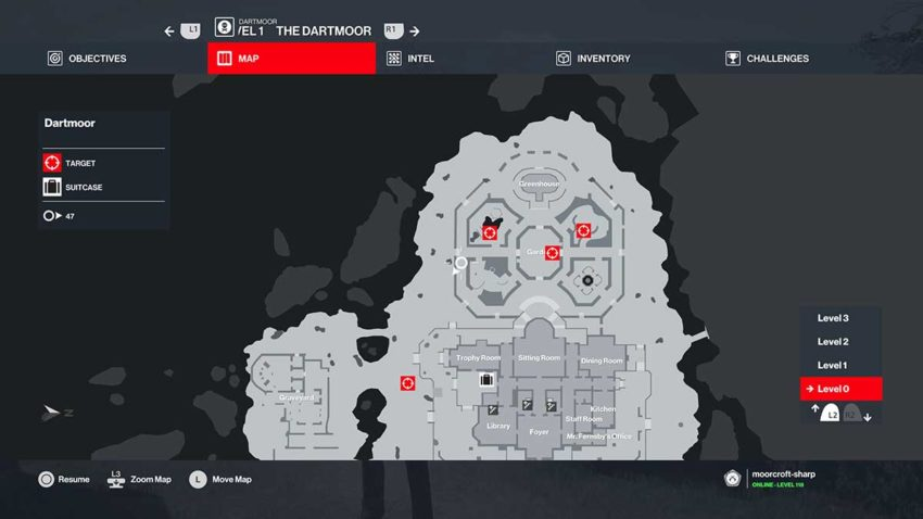 kill-ken-location-map-reference-hitman-3-dartmoor-garden-show