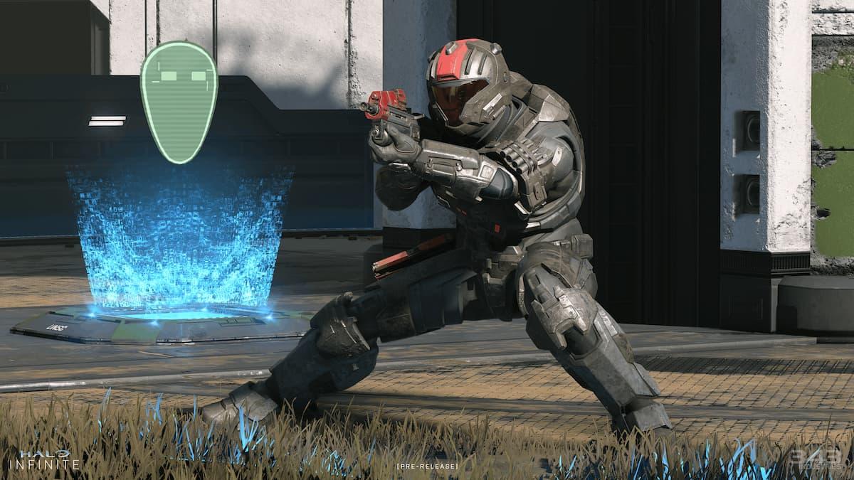 Halo Infinite multiplayer AI