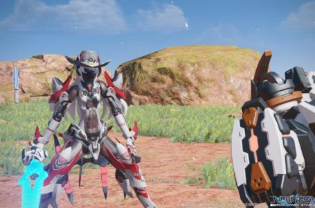 How to play the Braver class in Phantasy Star Online 2: New Genesis