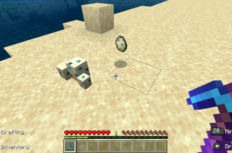 How to get Sea Turtle Eggs in Minecraft