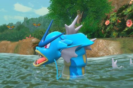 How to find Gyarados and get all 4 stars in New Pokemon Snap