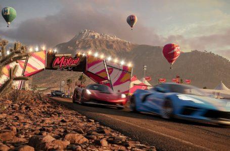 Forza Horizon 5's Mexican world map revealed