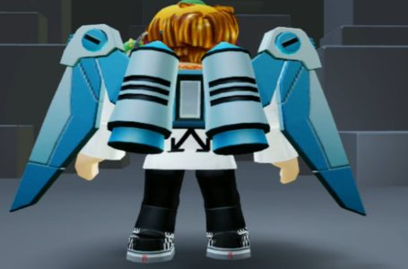 How to get free Mech Wings in Roblox
