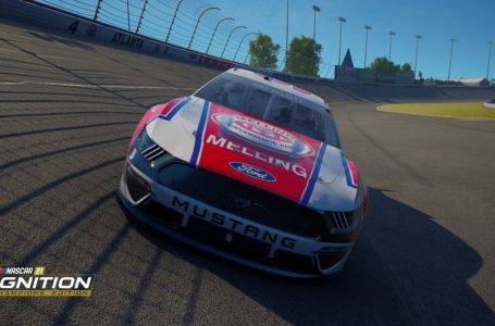 Which wheels are compatible with NASCAR 21: Ignition?