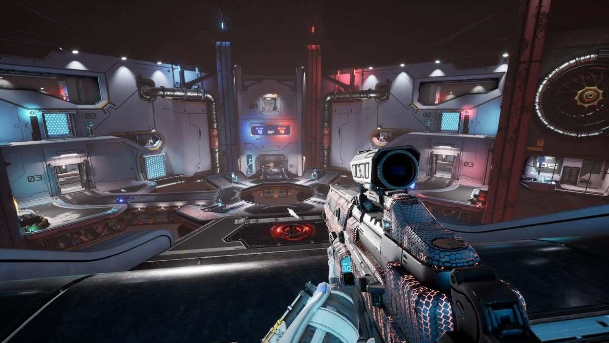 Splitgate Xbox Playstation console