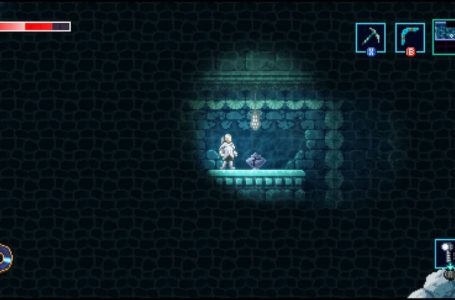 How to unlock better water movement in Axiom Verge 2