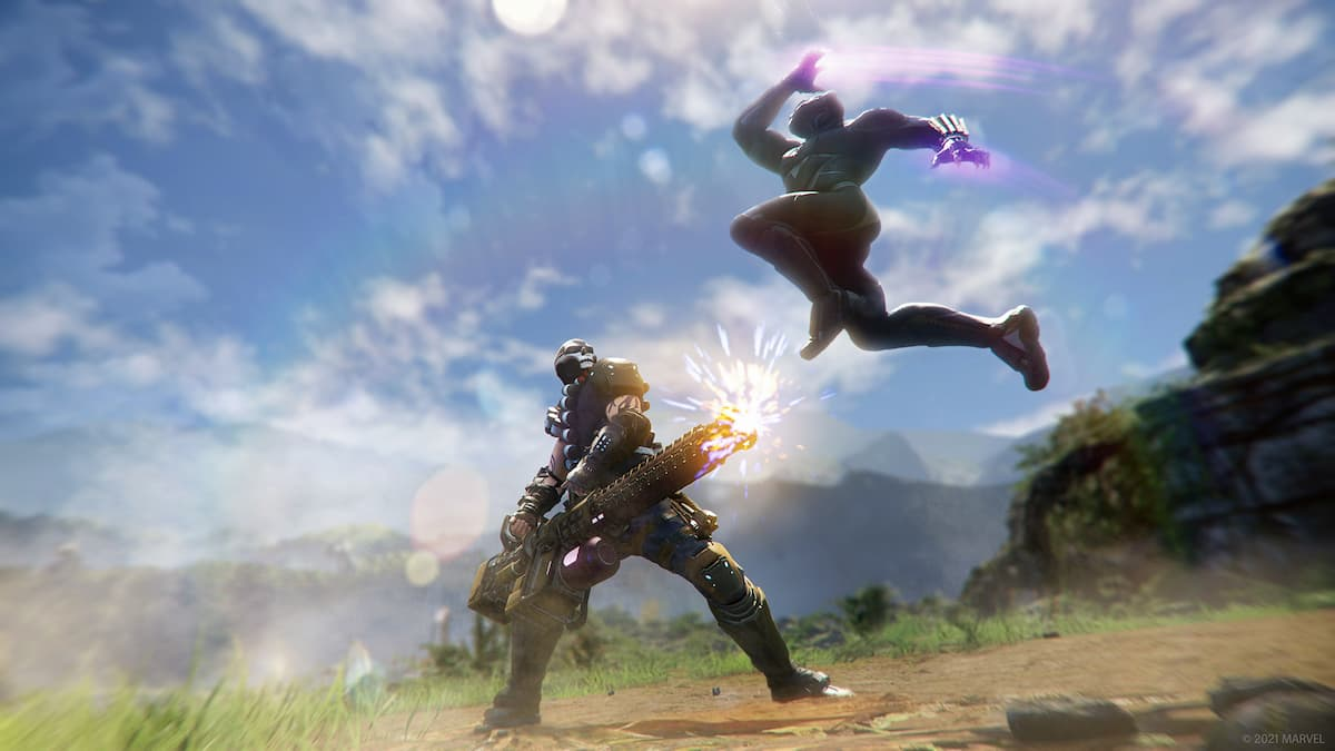 Avengers War for Wakanda Crossbones