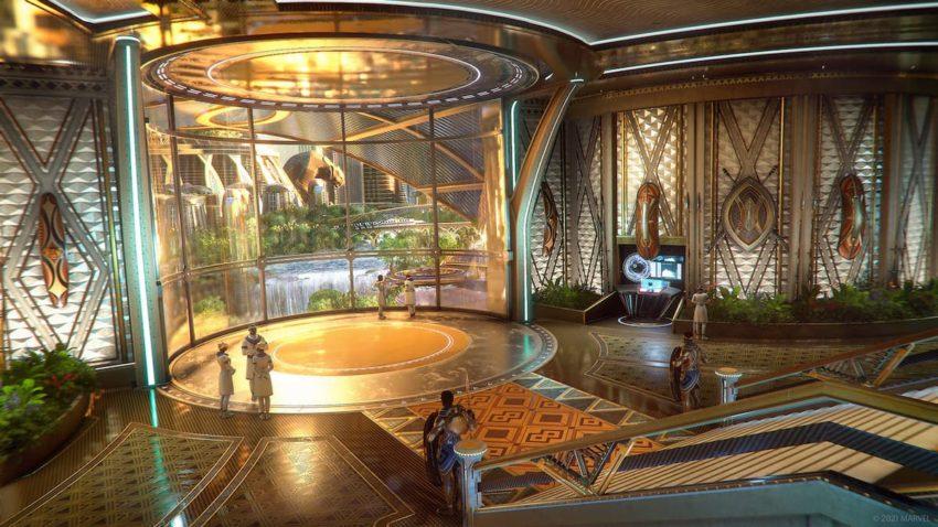 Marvel's Avengers War for Wakanda Birnin Zana Outpost