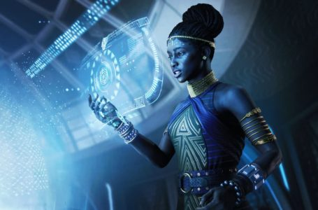 Who are the voice actors in Marvel's Avengers: War for Wakanda?