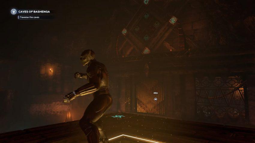 Marvel's Avengers War for Wakanda Caves of Bashenga
