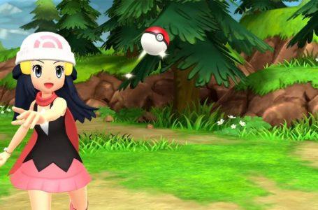 How to pre-order Pokémon Brilliant Diamond and Shining Pearl