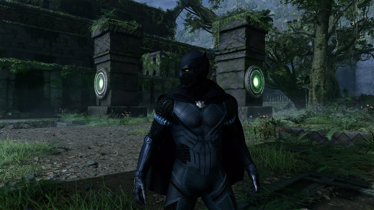 Marvel's Avengers War for Wakanda Warrior's Test