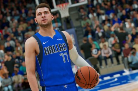 NBA 2K22: How to change the MyPlayer player indicator