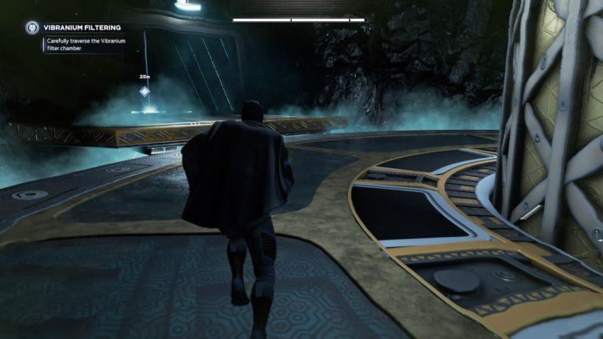 Marvel's Avengers War for Wakanda Vibranium Filtering