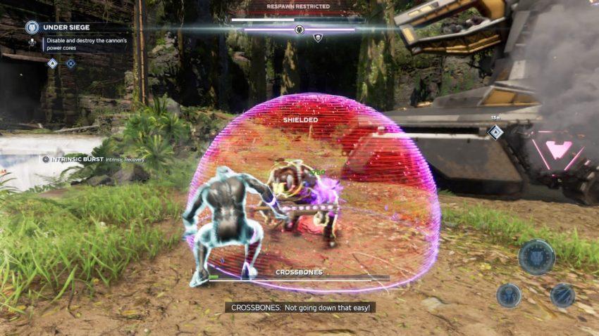 Crossbones Marvel's Avengers War for Wakanda