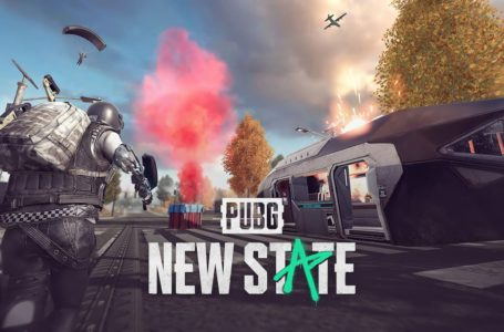 What is the release date of PUBG: New State?