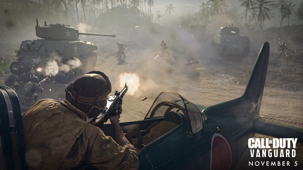 Call of Duty: Vanguard Combat Pacing