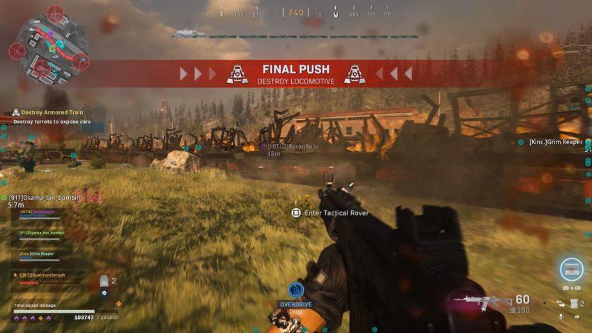 Call of Duty: Vanguard Warzone reveal Battle of Verdansk