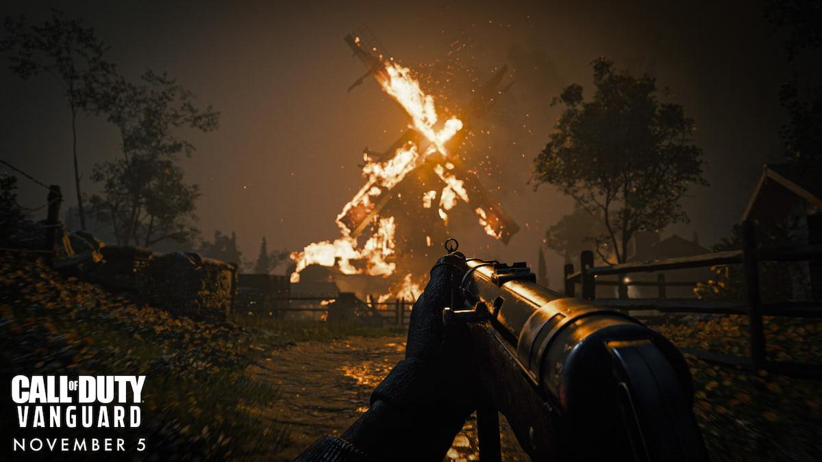Call of Duty: Vanguard Gunsmith