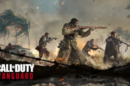 What is the release date of Call of Duty: Vanguard open beta?