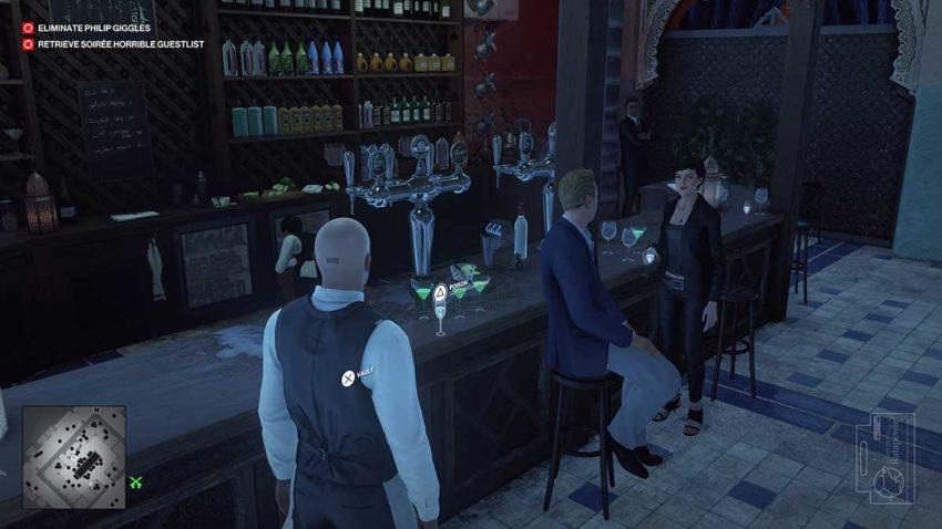 poison-drink-the-entertainer-hitman-3