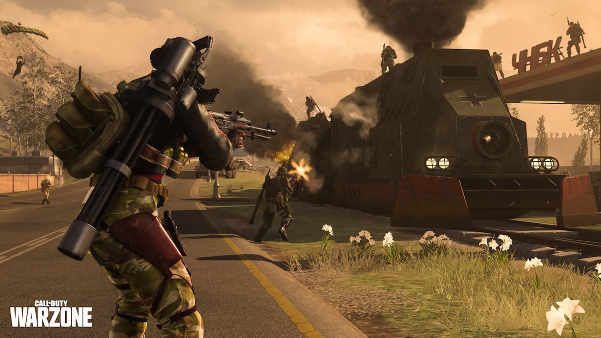 Call of Duty: Vanguard Warzone Battle for Verdansk