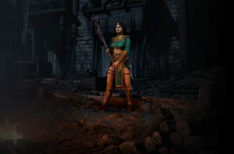 Best Sorceress build in Diablo 2: Resurrected