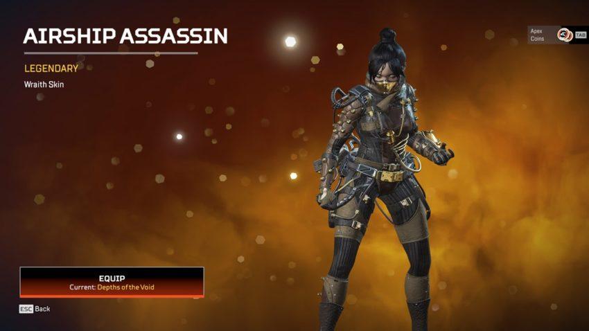 Airship Assassin