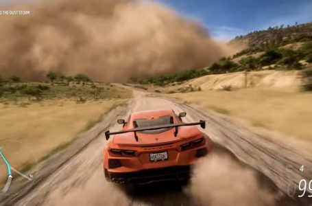 Forza Horizon 5's Gamescom trailer shows off cover cars, weather effects, and more