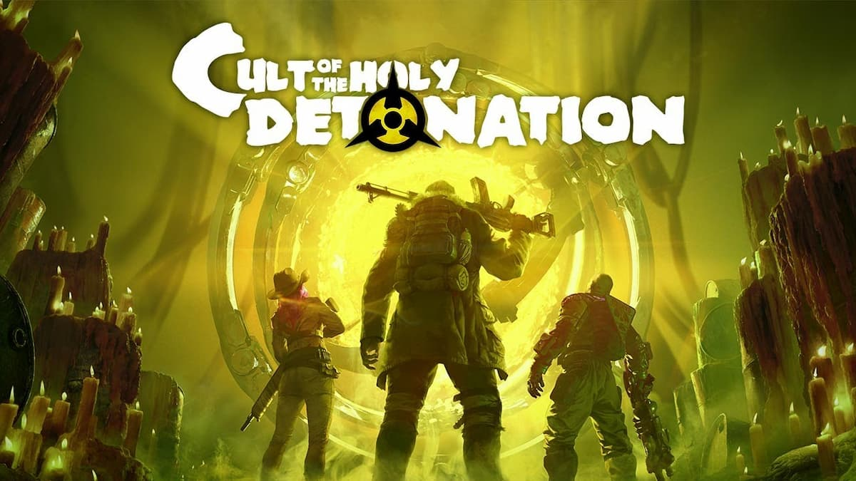 Wasteland 3 Cult of the Holy Detonation DLC release date