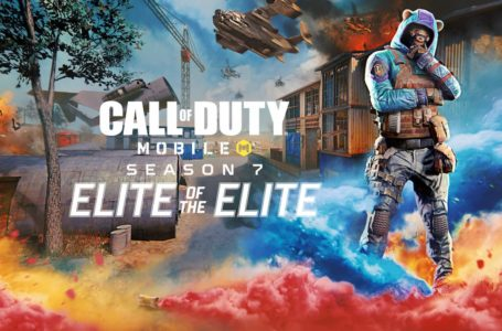 Call of Duty: Mobile Season 7 update APK and OBB download links