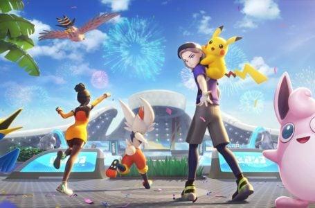 Pokemon Unite comes to mobile tomorrow, adds battle pass, Unite squads, and more
