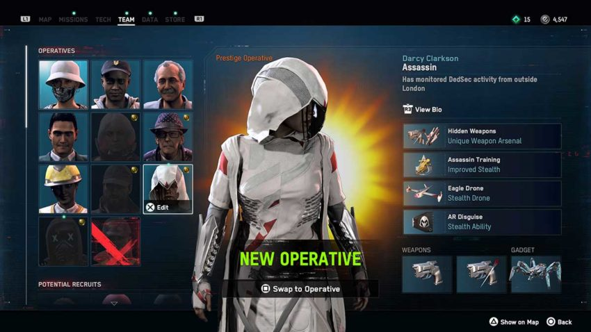 how-to-unlock-the-assassin-darcy-clarkson-in-watch-dogs-legion