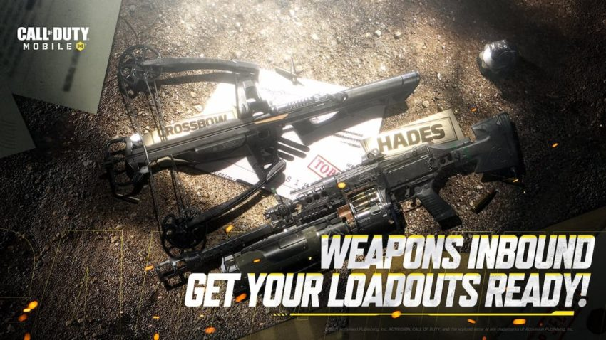 How to unlock Hades LMG COD Mobile Season 7