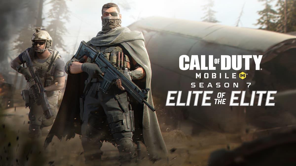 COD Mobile Season 7 Battle Pass free and premium rewards