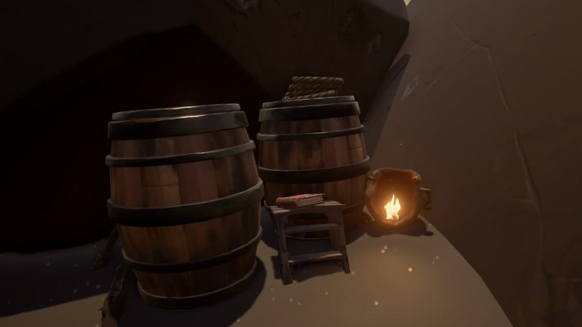 Sea of Thieves The Seabound Soul journals