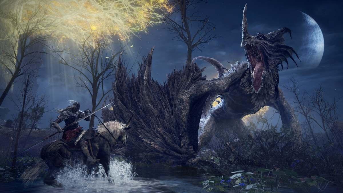 Dark Souls Elden Ring Twinblades art weapon