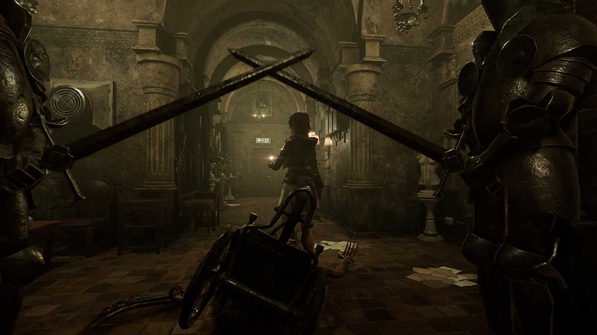 how-to-get-the-crucifixion-trophy-in-tormented-souls