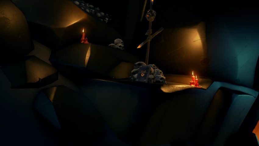 Sea of Thieves Heart of Fire journals