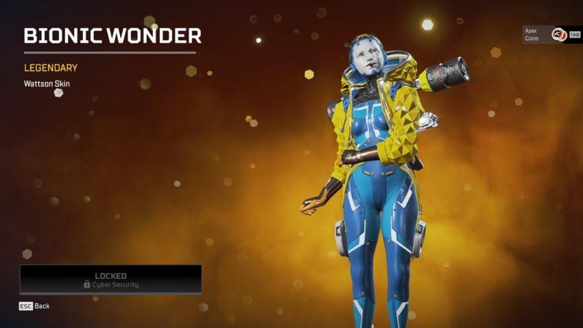 Bionic Wonder