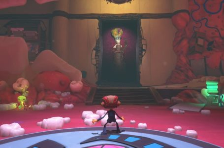 All Nuggets of Wisdom locations in Loboto's Labyrinth in Psychonauts 2