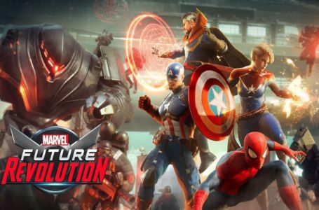 Who are the voice actors for Marvel Future Revolution?